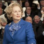 Meryl Streep as Margaret Thatcher Photo Credit: Alex Bailey / Courtesy of Pathe Productions Ltd