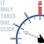 LIKE Clock