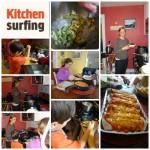 kitchen surfing