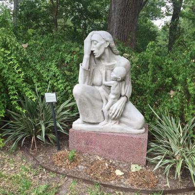 UMLAUF Sculpture Museum & Gardens